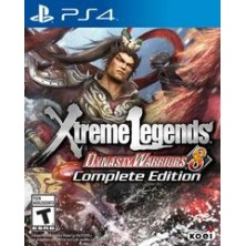 Dynasty Warriors 8 Xtreme Legends Complete Ed..