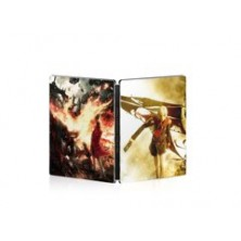 Final Fantasy Type-0 SteelBook Game Case..