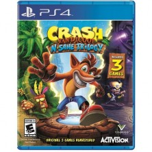 Crash Bandicoot N-Sane Trilogy for PS4..