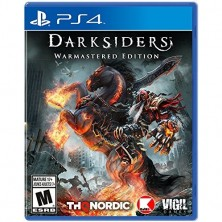 Darksiders Warmastered Edition for PS4..