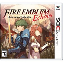 Fire Emblem Echoes: Shadows of Valentia..