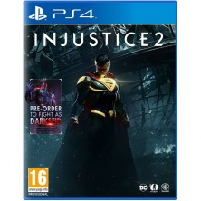 Injustice 2 for PS4..