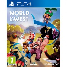 World to the West for PS4..