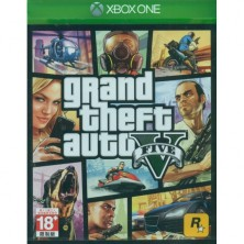 Grand Theft Auto V for XBOX One..