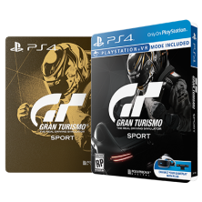 GRAN TURISMO SPORT Collectors' Edition (PS4)..