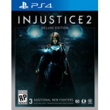 Injustice 2 Deluxe (PS4)..