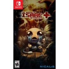 The Binding of Issac: Afterbirth+ (SWITCH)..