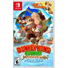 DONKEY KONG COUNTRY: TROPICAL FREEZE (SWITCH)..
