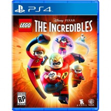 LEGO THE INCREDIBLES (PS4)..