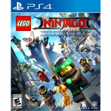 THE LEGO NINJAGO MOVIE VIDEO GAME (PS4)..