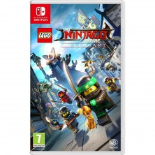 THE LEGO NINJAGO MOVIE VIDEO GAME (SWITCH)..