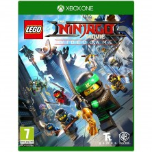 THE LEGO NINJAGO MOVIE VIDEO GAME (XBOX ONE)..