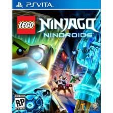 LEGO Ninjago Nindroids (PSVITA)..