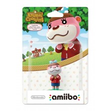 Animal Crossing Amiibo: Lottie..
