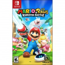 Mario + Rabbids: Kingdom Battle (SWITCH)..