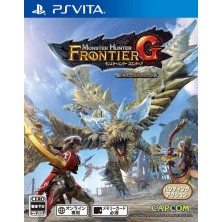 Monster Hunter Frontier G (PSVITA)..