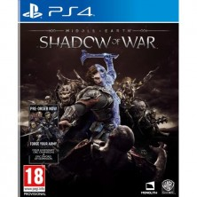 MIDDLE-EARTH: SHADOW OF WAR (PS4)..