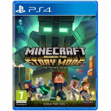 MINECRAFT: STORY MODE - SEASON TWO (PS4)..