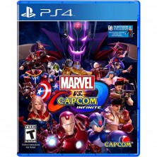 MARVEL VS. CAPCOM: INFINITE (PS4)..
