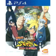 Naruto Shippuden: Ultimate Ninja Storm 4 Road To B..