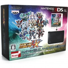 Nintendo 3DS LL Super Robot Taisen UX Limited Edit..