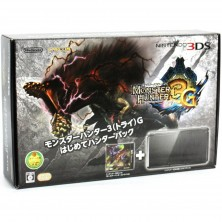 Nintendo 3DS Monster Hunter 3G..