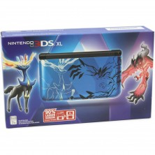 Nintendo 3DS XL Xerneas/Yveltal Blue Edition..