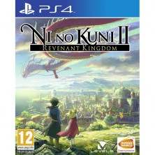 NI NO KUNI 2: REVENANT KINGDOM (PS4)..