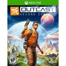 OUTCAST: SECOND CONTACT (XBOX ONE)..