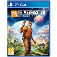 OUTCAST: SECOND CONTACT (PS4)..