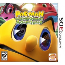 Pacman and the Ghostly Adventures (3DS)..