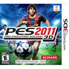Pro Evolution Soccer 2011 (3DS)..