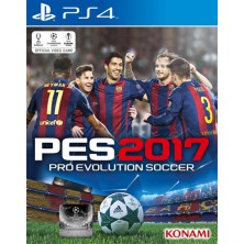 Pro Evolution Soccer 2017 (PS4)..