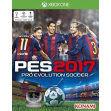 Pro Evolution Soccer 2017 (XBOX ONE)..