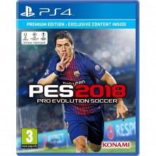 PES 2018 (PS4)..