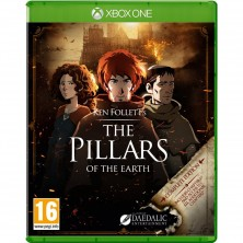 KEN FOLLETT'S THE PILLARS OF THE EARTH (XBOX ONE)..