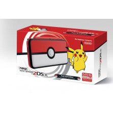 Nintendo 2DS XL Pokemon Special Edition..