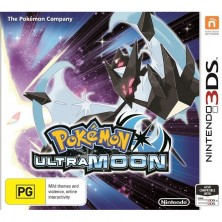 POKEMON ULTRA MOON (3DS)..