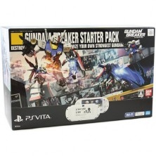 PS VITA GUNDAM BREAKER STARTER PACK LIMITED EDITIO..