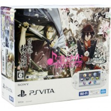 PS VITA WHITE WITH OTOME GAME..