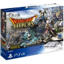 PS4 Dragon Quest Heroes Limited Edition..