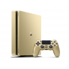PS4 SLIM GOLD EDITION 500GB..