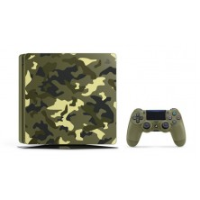 Playstation 4 Slim 1TB Call of Duty WW2 Speci..