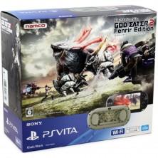 PSVITA God Eater 2 Fenrir Special Edition..