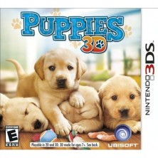 Puppies 3D (3DS)..