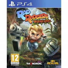 RAD RODGERS: WORLD ONE (PS4)..