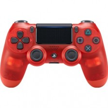 DUALSHOCK 4 Wireless Controller RED CRYSTAL (..