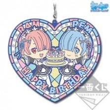 Ichiban Kuji RE:Zero Happy Birthday REM&RAM LAST O..