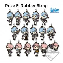 Ichiban Kuji RE:Zero Happy Birthday REM&RAM PRIZE ..