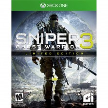 Sniper Ghost Warrior 3 for Xbox One..